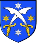 Arms of Russell Grant - 1st attempt